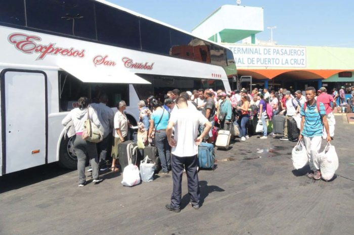 Autobús a Cúcuta