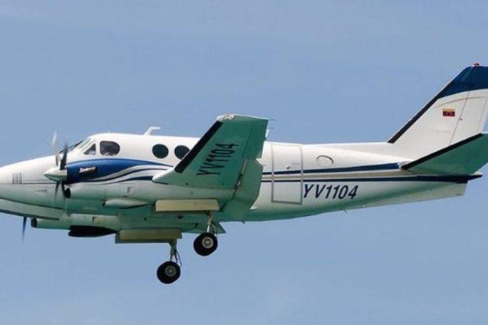 Saab confirma muerte de los pasajeros de avioneta siniestrada en Miranda este #20Dic