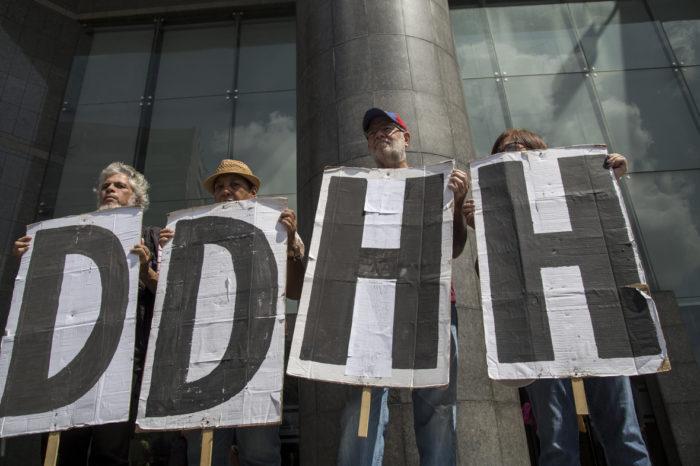 Régimen de Nicolás Maduro incumplió en 2019 con estándares en DDHH