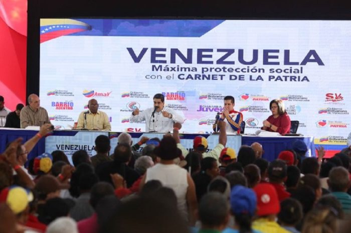"""Maduro sobre encuentro del TIAR: """"Ha sido una reunión de fantoches, de payasos"""""""