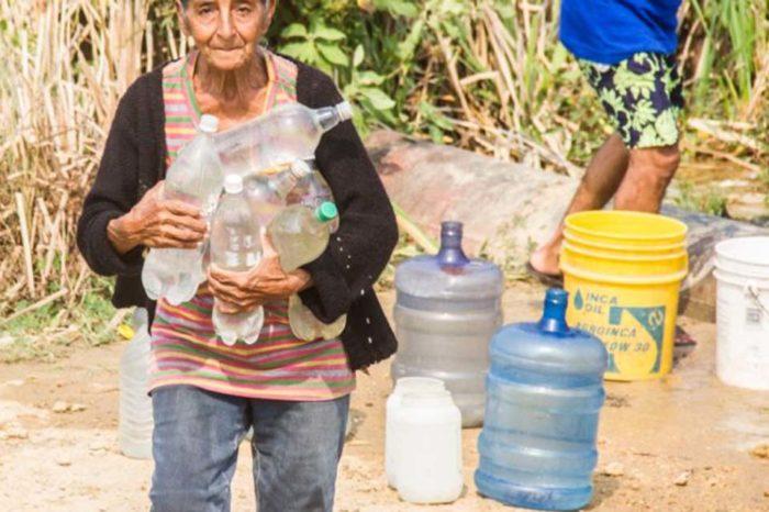 Falcón: dos décadas de sed