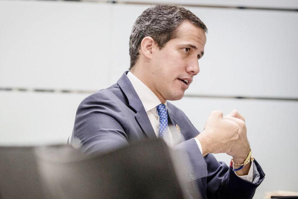 JUAN GUAIDÓ-EL PAÍS DirecTV
