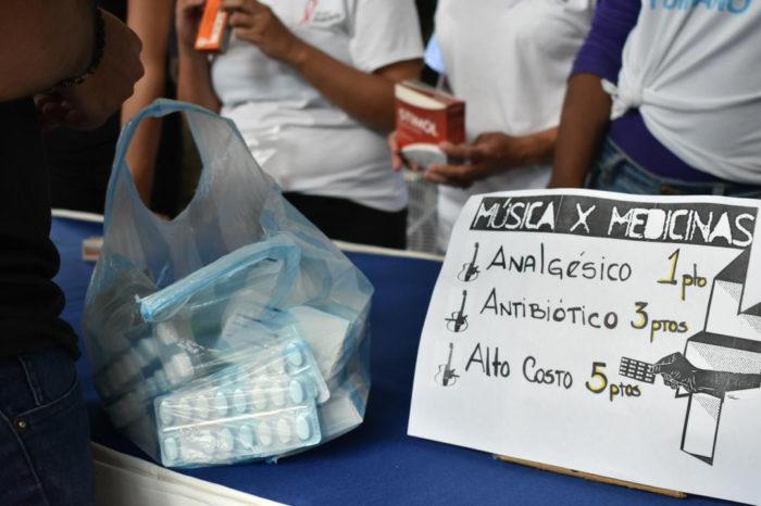 """Música x Medicinas vuelve a Caracas para presentar """"Que el silencio no los alcance"""""""