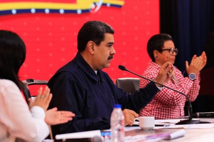 """Maduro aprueba $52 millones en recursos por """"necesidades presupuestarias adicionales"""""""