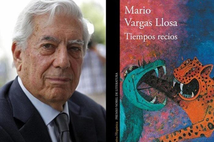 Marios Vargas Lliosa-Tiempos recios
