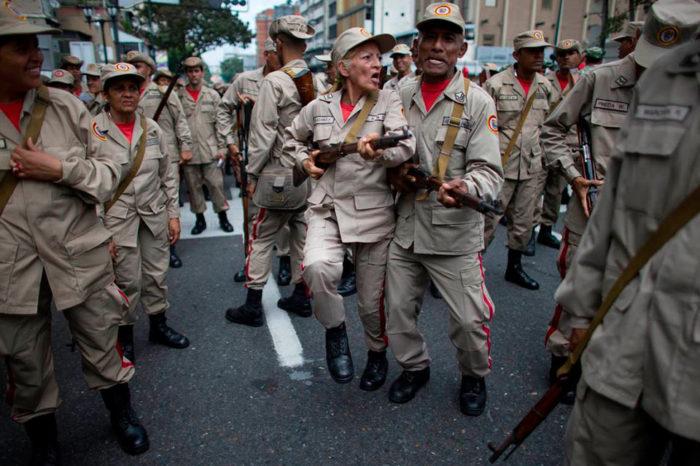 ¿Qué es un Miliciano?, porEduardo López Sandoval