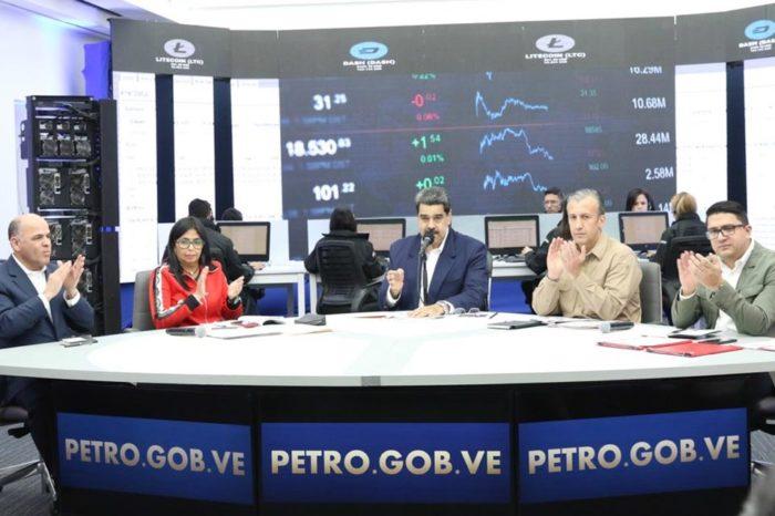 A la fuerza y con incertidumbre el oficialismo impuso el uso del petro en 2019