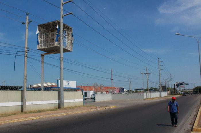 Zona industrial de Maracaibo: un pueblo fantasma