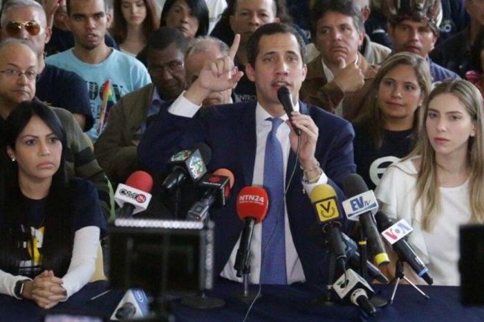 """Guaidó se dará un """"baño de masas"""" en Miami el #1Feb para exigir una """"Venezuela libre"""""""