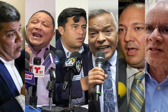 Respuestas de diputados por trama de corrupción son un mar de contradicciones