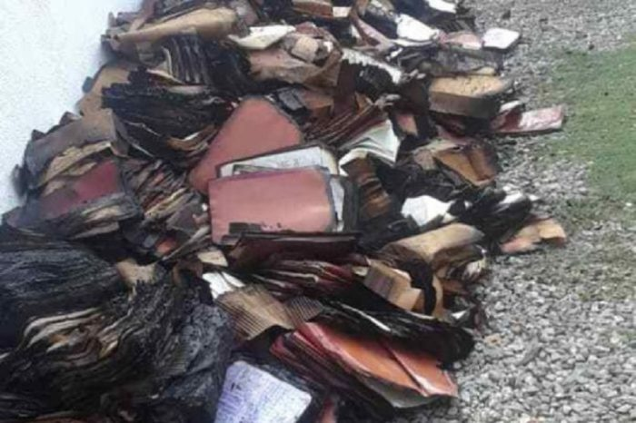 Incendio destruyó documentos históricos de Barquisimeto