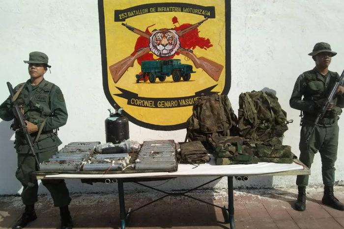 """Freddy Bernal: Incautamos en la frontera explosivos pertenecientes a """"Los Rastrojos"""""""
