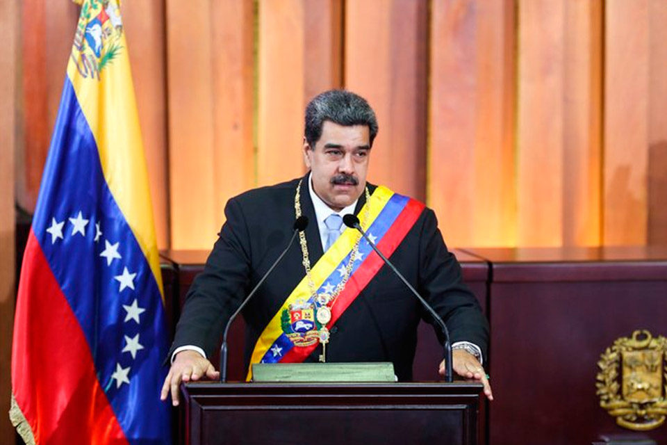 Nicolás Maduro DDHH