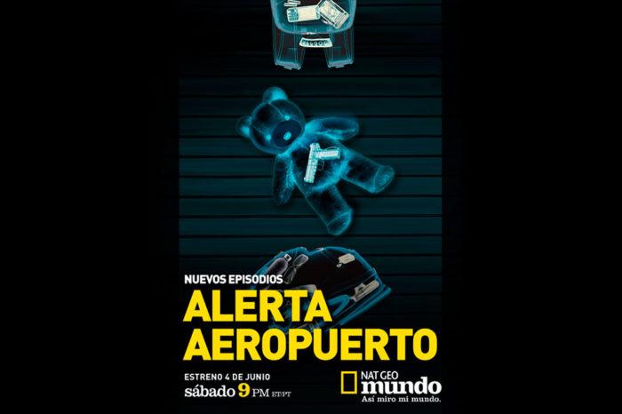 """""""Alerta aeropuerto"""" versión Venezuela, por Reuben Morales"""