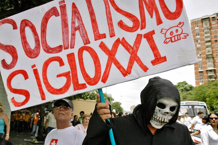 El perverso modelo socialista del siglo XXI, por Griselda Reyes