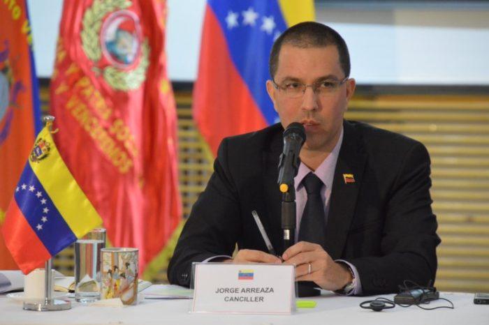 Jorge Arreaza Saab