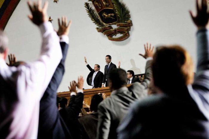 La Asamblea Nacional a dos tiempos bajo el mandato de Juan Guaidó