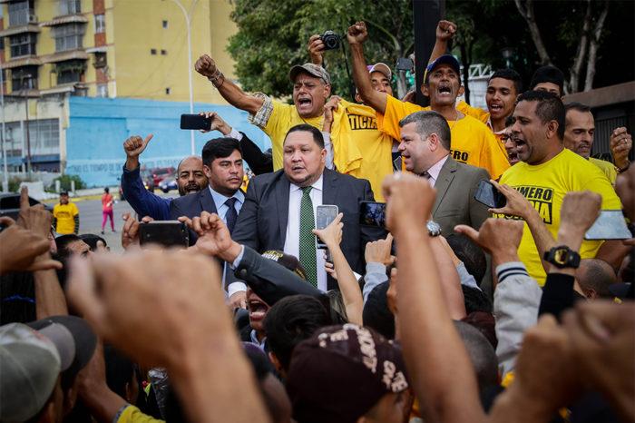 Diputados del CLAP acuden al TSJ a pelear por militancia y directiva de Primero Justicia