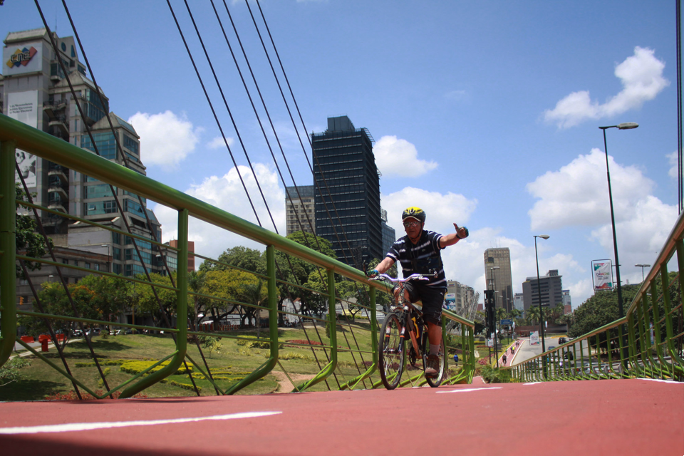 Solo la necesidad obligó a unos pocos a utilizar la bicicleta (y III)