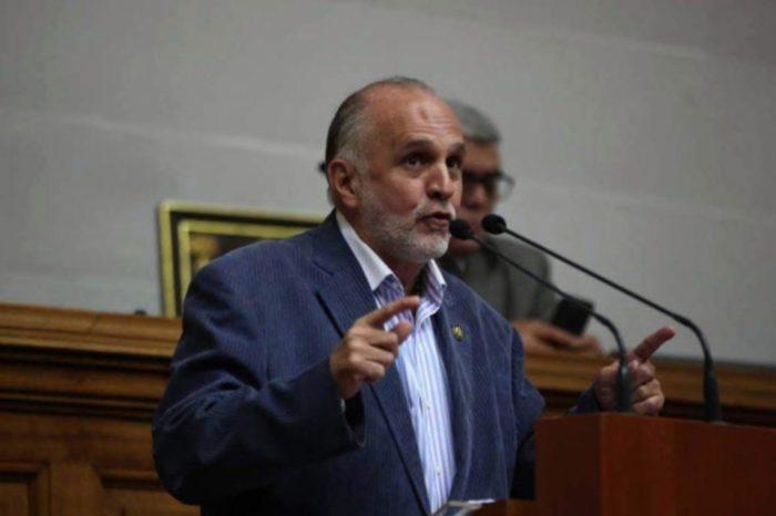 AN: Detención del diputado Ismael León es parte del asalto al Parlamento por el régimen