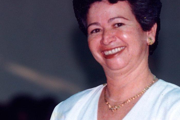 Delia Jaspe, del manantial llamado Magisterio Venezolano, por Rafael A. Sanabria M.