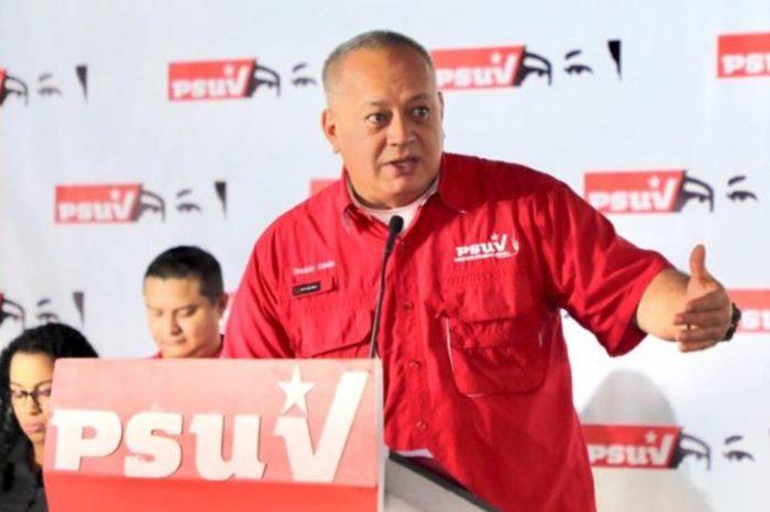 Diosdado Cabello espera que Luis Parra reactive comité de postulaciones al CNE