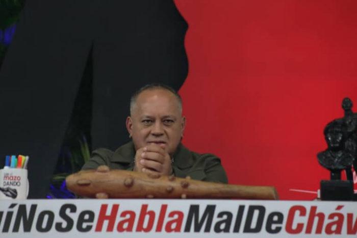 Cabello aseguró que había infiltrado operación de Clíver Alcalá Cordones