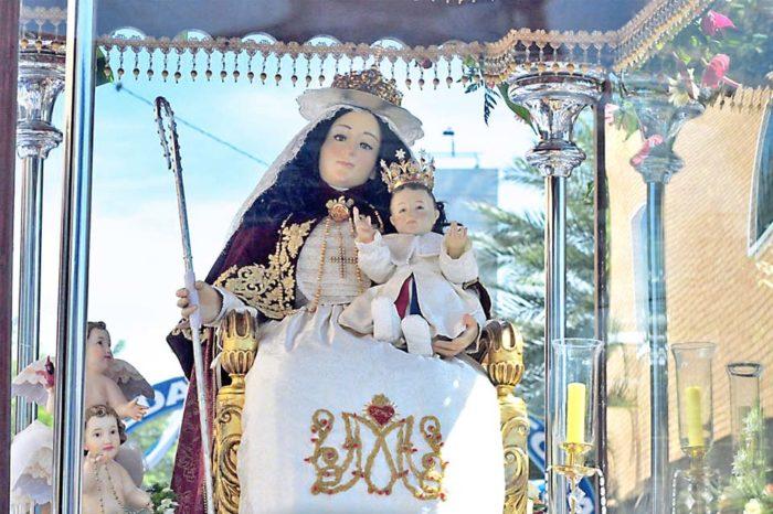 Pueblo larense sigue contando milagros y favores concedidos por la Divina Pastora
