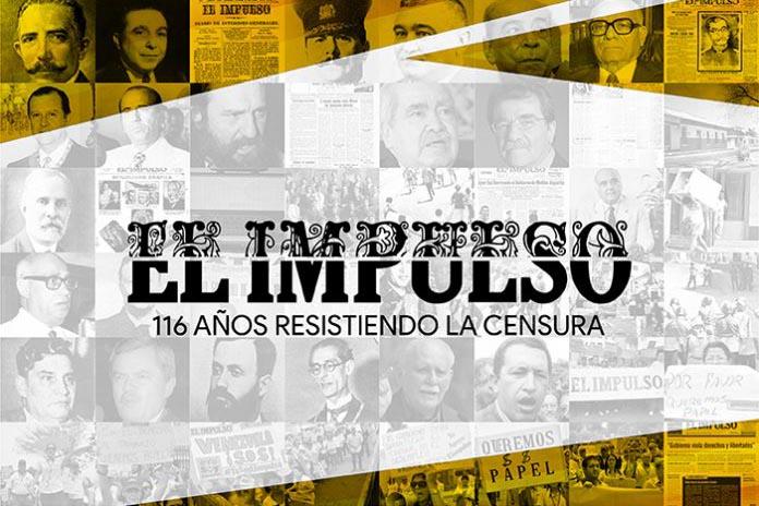 El Impulso: 116 años de periodismo