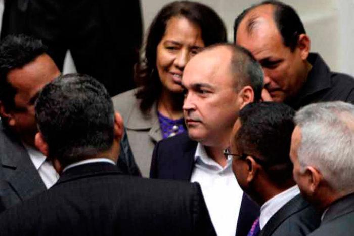 Francisco Torrealba Comité de postulaciones