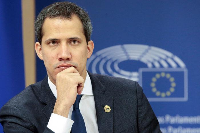 """Guaidó se reúne con la """"crema y nata"""" de la política mundial"""