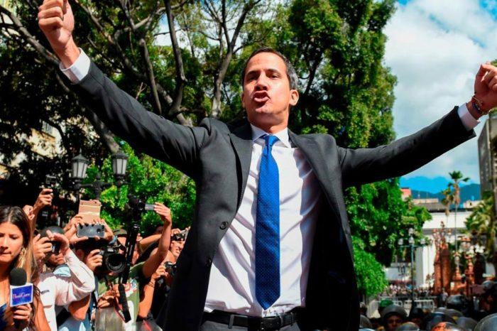 """Guaidó: """"La lógica de Maduro no es política, responde más a un cartel de drogas"""""""