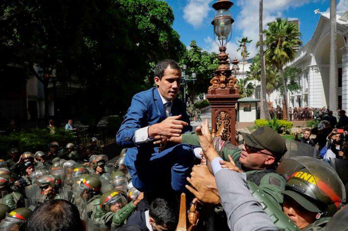 Eficacia y legitimidad en el asalto a la Asamblea Nacional, por Rafael Uzcátegui