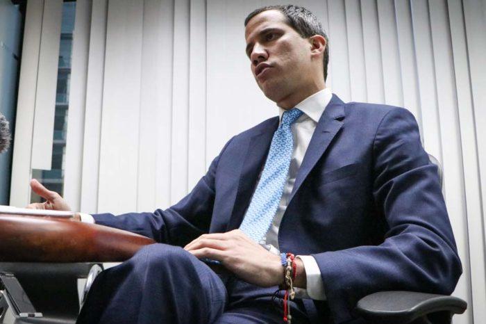 Guaidó: Estamos averiguando qué le pedían a DirecTV desde el régimen