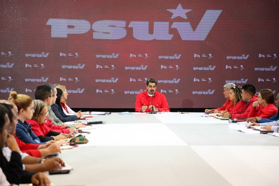 Nicolás Maduro PSUV