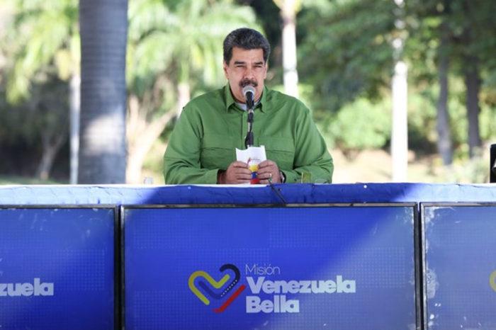 Maduro reporta cuatro casos de covid-19
