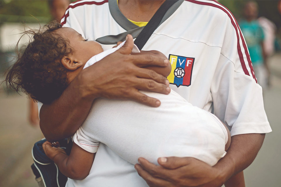 Venezolanos - VIH