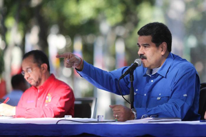 Maduro parlamentarias