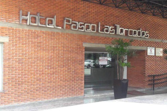 Seniat clausura hotel Paseo Las Mercedes, donde se hospedaban diputados de oposición