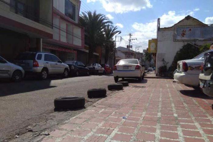 San Antonio: un estacionamiento a cielo abierto que no descansa