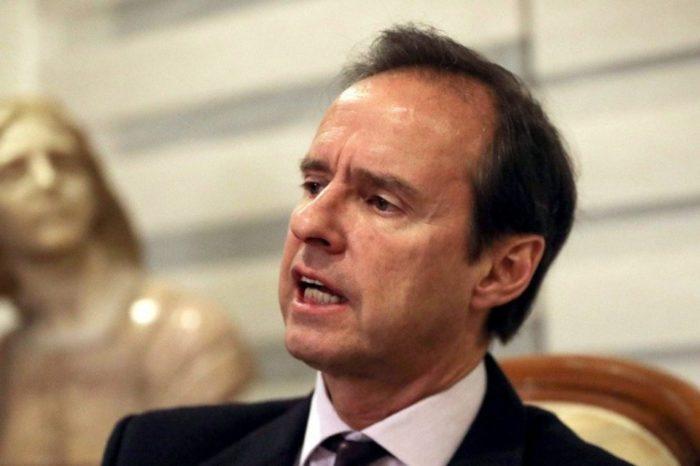 """Expresidente """"Tuto"""" Quiroga se lanza como candidato a la presidencia de Bolivia"""