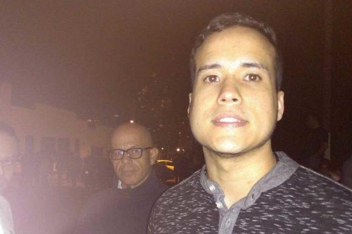 En libertad quedó el periodista Víctor Ugas tras casi un mes de secuestro del régimen