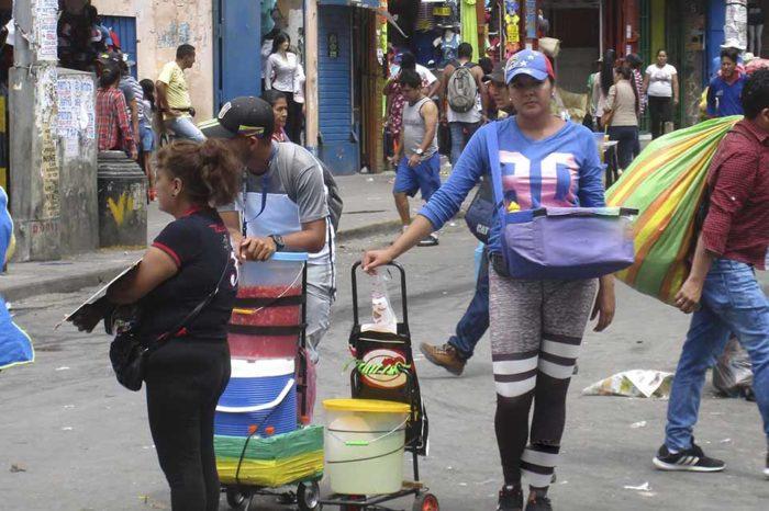 venezolanos Perú