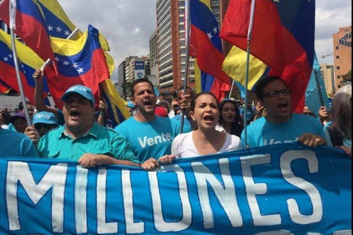 Vente Venezuela pide coordinación para combatir presencia de grupos terroristas