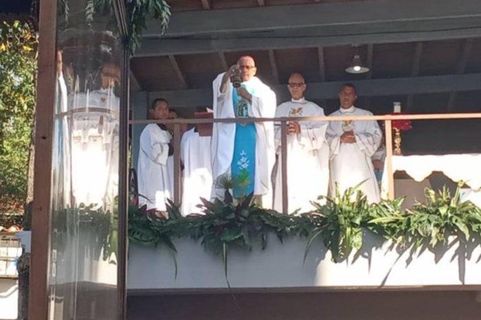 """Monseñor Basabe: El país fue traicionado por """"mercaderes de la política"""""""