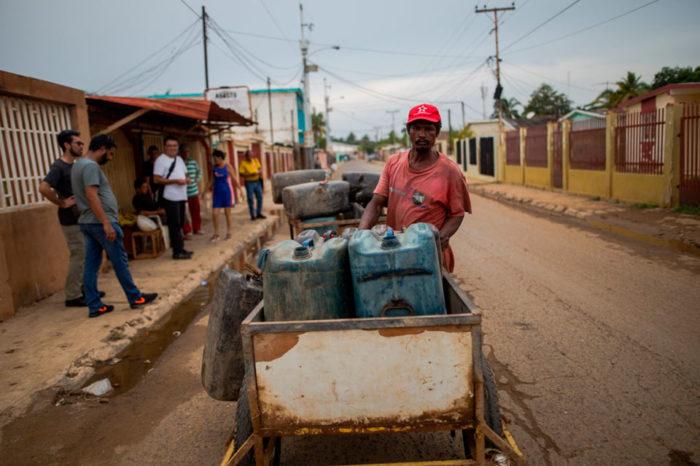 Vivir en Maracaibo, Saúl Jiménez Beiza