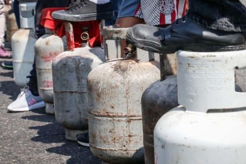 gas en Táchira