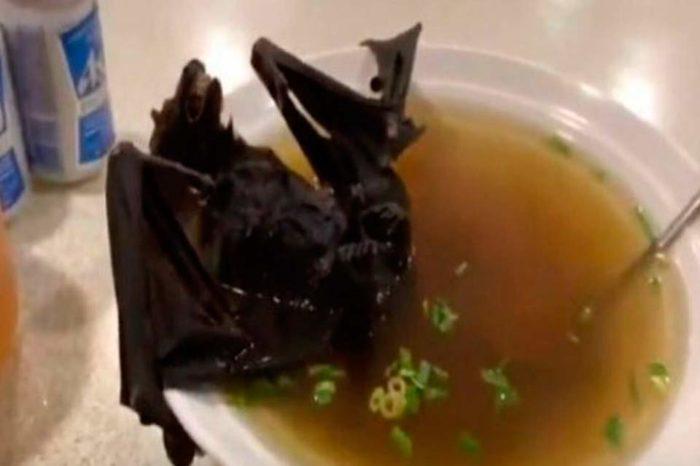 ¿La sopa de murciélago es un plato típico de la localidad donde inició el coronavirus?