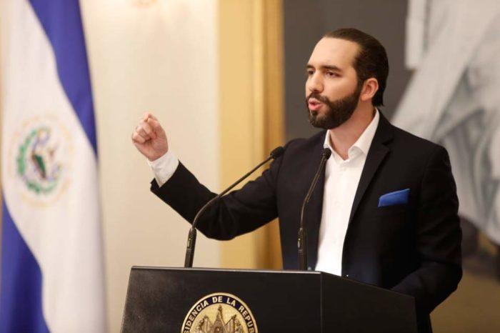Acusan a Bukele de poner en riesgo la democracia en El Salvador