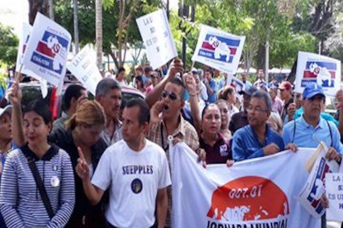 """Denuncian que régimen de Maduro comete """"razzia"""" contra la dirigencia sindical"""